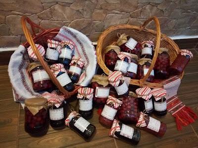 compoturi si dulceturi facute in casa