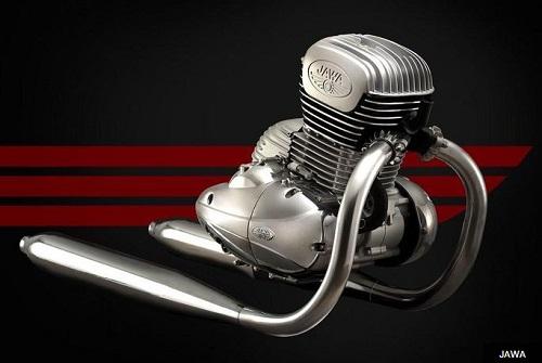 Mesin Jawa dari Classic Legend