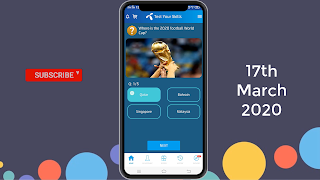 My Telenor Play and Win 17-03-2020