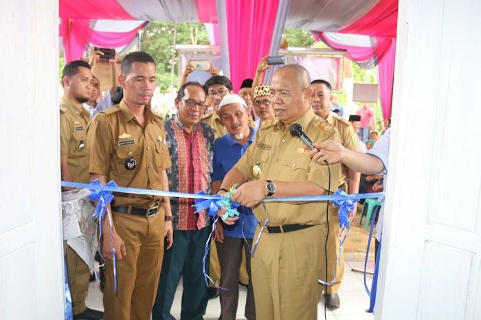 Program Gerbang Desa Saburai Entaskan Kemiskinan Di Lampung Utara
