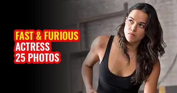 michelle rodriguez best photos actress fast & furious