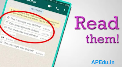 Do you know how to view deleted messages on WhatsApp?