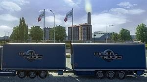 BDF Tandem mod pack for 11 trucks