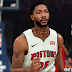 Derrick Rose Cyberface and Body Model By Dabaoge [FOR 2K20]