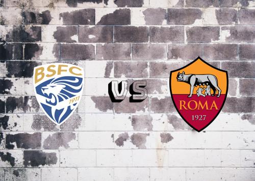 Brescia vs Roma  Resumen