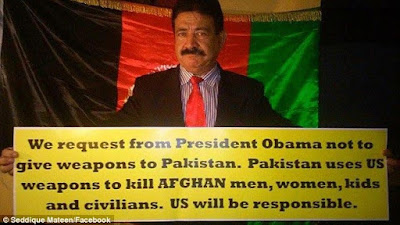 Father of Orlando nightclub shooter wants to become president of Afghanistan