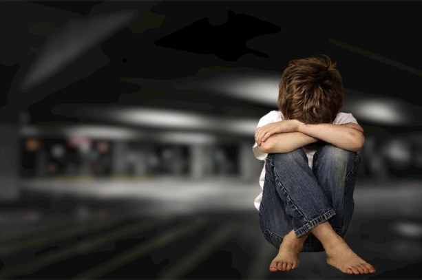 Trauma: respon pertama untuk membantu anak-anak