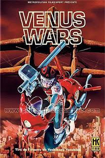 Venus Wars (1957) [Japones-Subtitulado] [Hazroah]