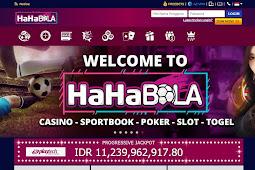 HAHABOLA   Situs Judi Online Poker Bandar Taruhan Bola Slot Casino Online Terpercaya