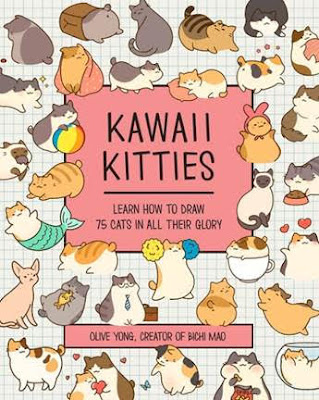 Kawaii Kitties: Learn How to Draw 75 Cats in All Their Glory