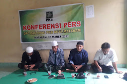 Kartini Irwani Calon Ketua DPC PKB Kota Mataram Pilihan 6 PAC