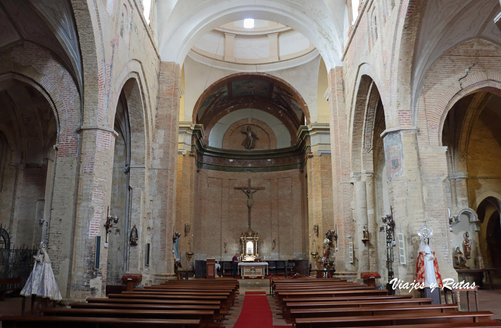 Iglesia de San Miguel, Villalón de Campos