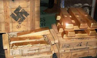 Βρέθηκαν τα χρυσά χρηματοκιβώτια με τους θησαυρούς των Γερμανών - Δείτε τι περιέχουν - EIKONEΣ