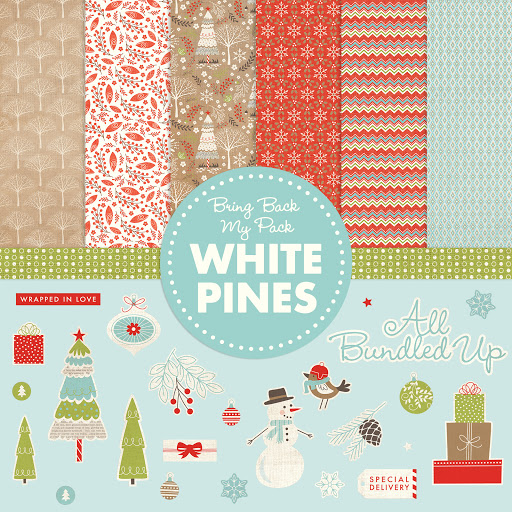 Bring Back My Pack: White Pines