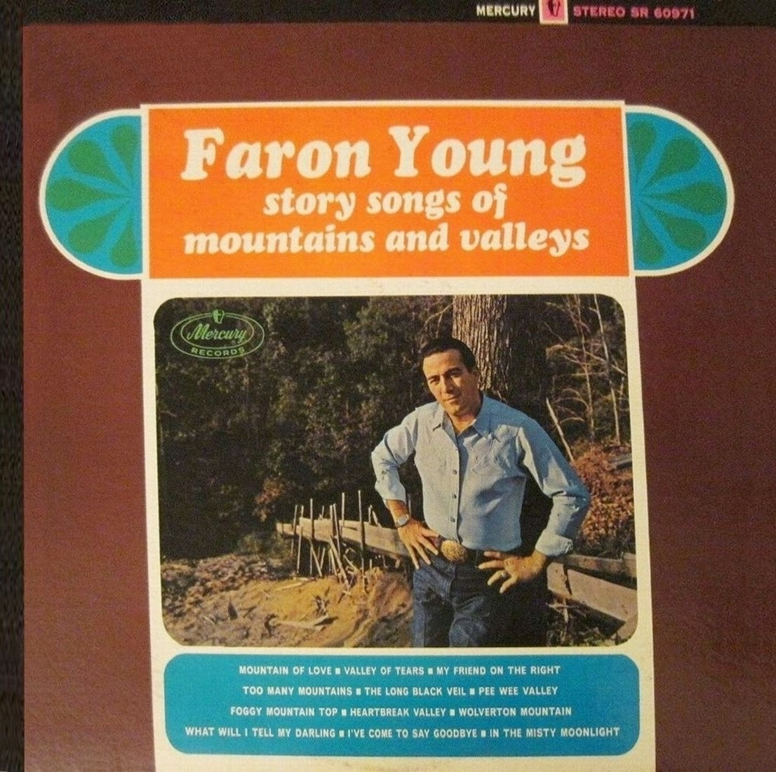 el Rancho: Story Songs Of Mountains And Valleys - Faron Young (1964)