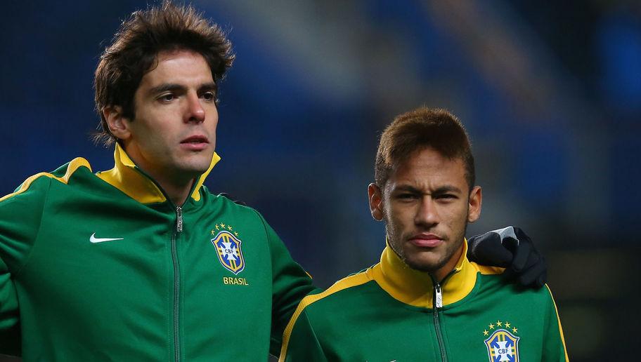 """Résultat de recherche d'images pour """"kaka vs neymar"""""""
