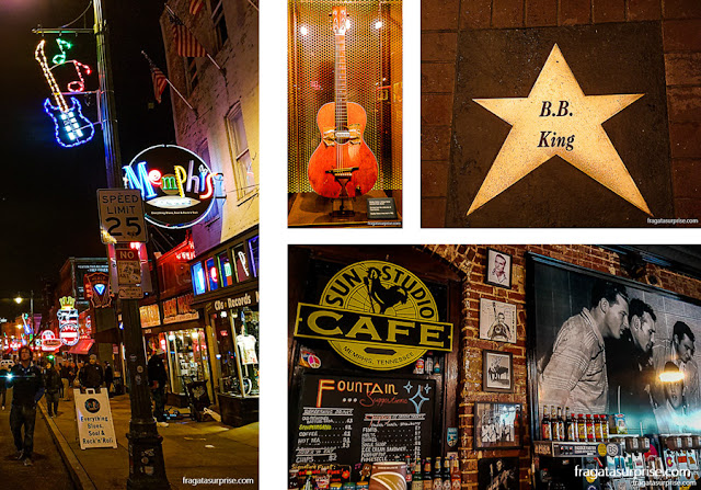 Atrações de Memphis, a cidade do Blues e do Rock