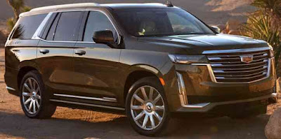 الجيل الجديد من سيارات كاديلاك اسكاليد Cadillac Escalade 2021 سيارة SUV الفاخرة الجديدة