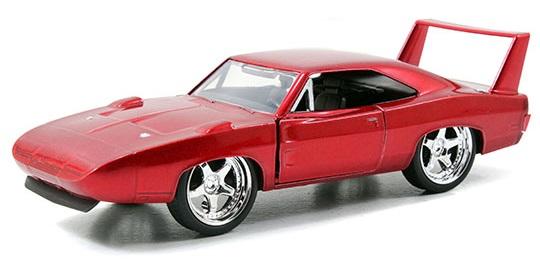 coleccion rapido y furioso, coleccion rapido y furioso jada tyos, coleccion rapido y furioso 1/32, Dom's Dodge Charger Daytona