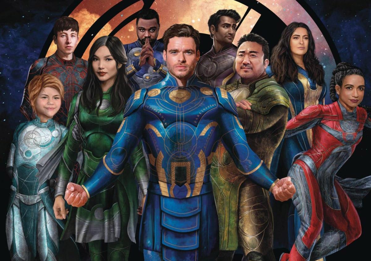 Quem são Os Eternos? Os seres super poderosos que vão protagonizar o novo filme da Marvel