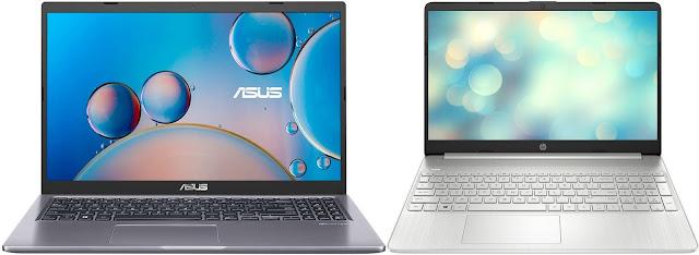 Asus VivoBook 15 R543MA-GQ1264 vs HP 15s-fq1149ns