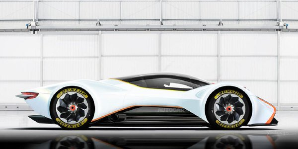 Their Is A New Hypercar On The Horizon Code Named Nebula Or The Am Rb 001 As It Is Known Internally Aston Martin Red Bull 001