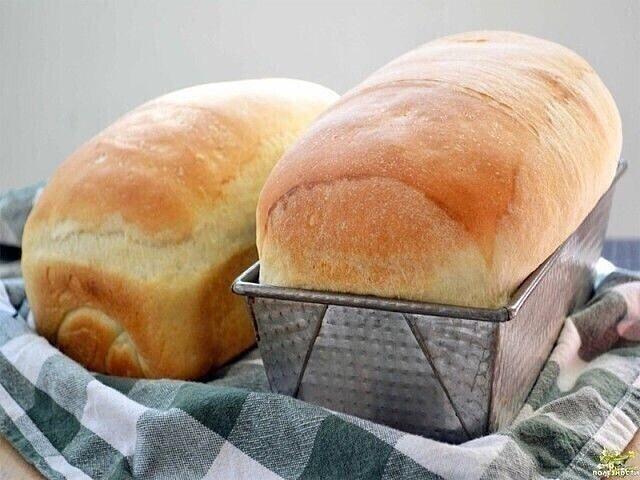 Хлеб «Домашний» Предлагаю вашему вниманию самый простой рецепт хлеба.