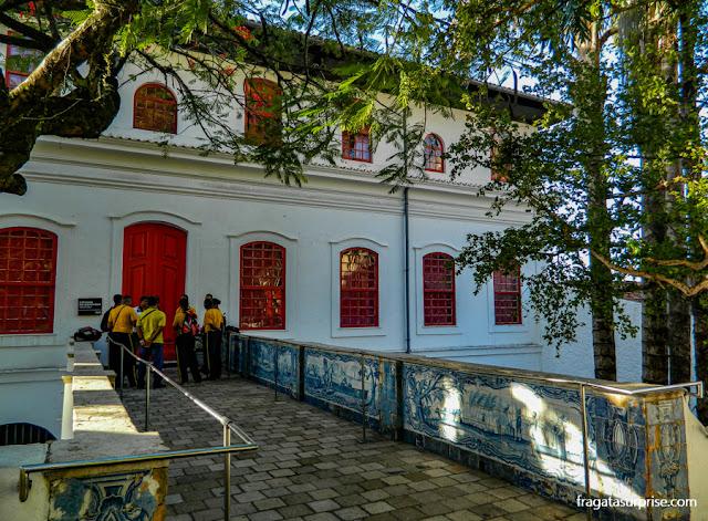 Solar do Unhão, Salvador, sede do Museu de Arte Moderna da Bahia