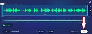دمج المقاطع الصوتية والاغانى بالترتيب اونلاين