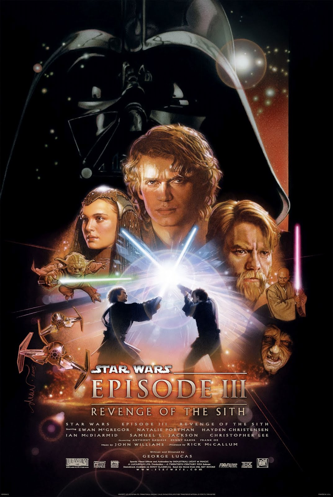 Portemaus He Killed Younglings Star Wars Episode Iii Revenge Of The Sith
