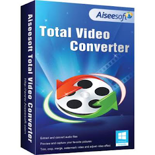 free download Aiseesoft Total Video Converter terbaru full version, patch, crack, keygen, serial, key 2017 gratis