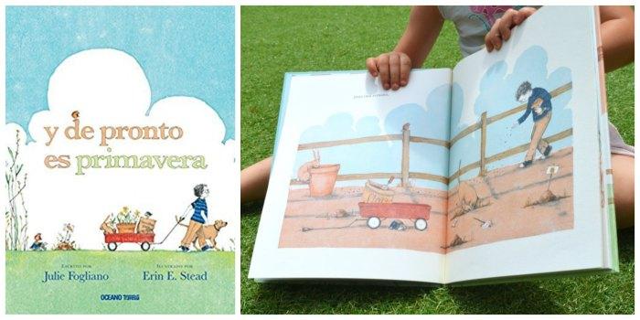 cuentos infantiles inpiracion filosofia educacion montessori y de pronto es primavera