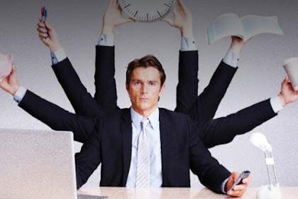 10 Tips Yang Berfungsi Untuk Mengelola Waktu Anda Dengan Baik