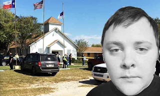 Sutherland Springs Church Killer Was Kicked Out of Air Force for 'Bad Conduct'