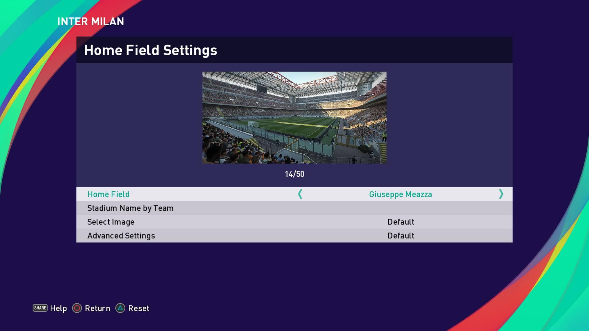 PES 2021 Stadium Unlock