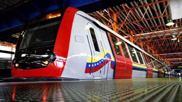 Juan D. Villa Romero: Metro de Caracas a punto del colapso | Venezuela