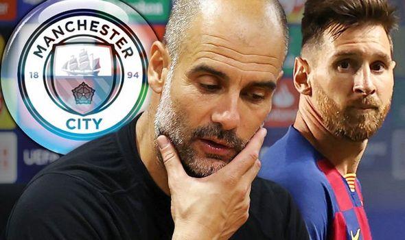 Manchester City Rundingkan Transfer Lionel Messi