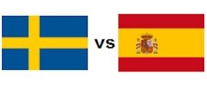 Resultado Suecia vs España internacional selecciones 2-9-21