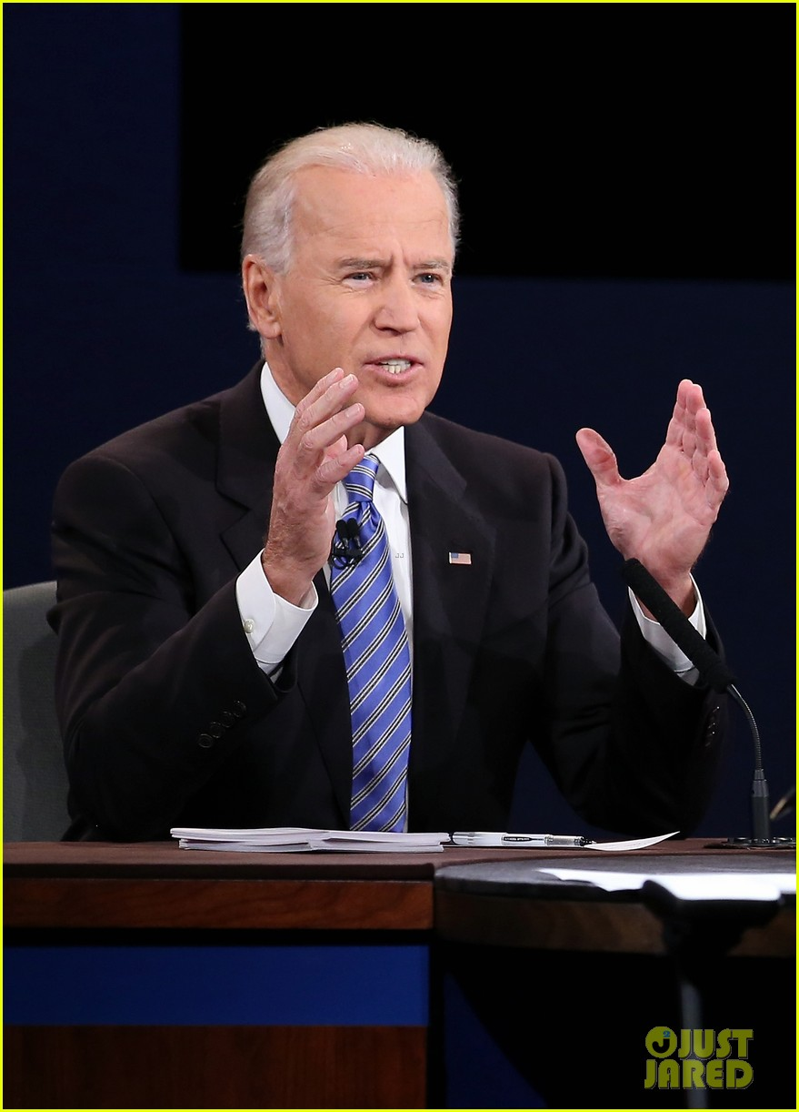 Just Not Said: Joe Biden as Wall Street salesman