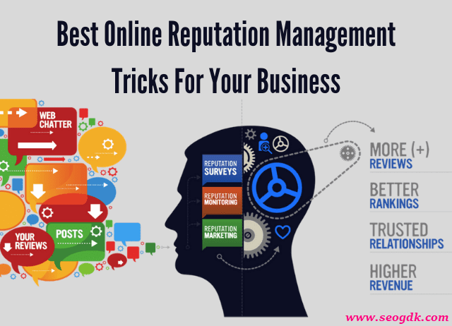 Online Reputation Management Tricks