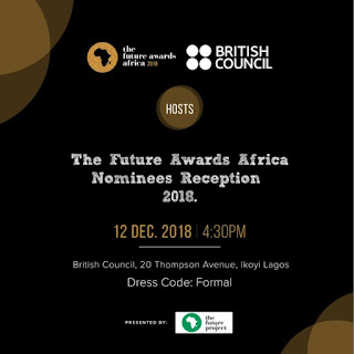British Council set to host The Future Awards Africa 2018 nominees