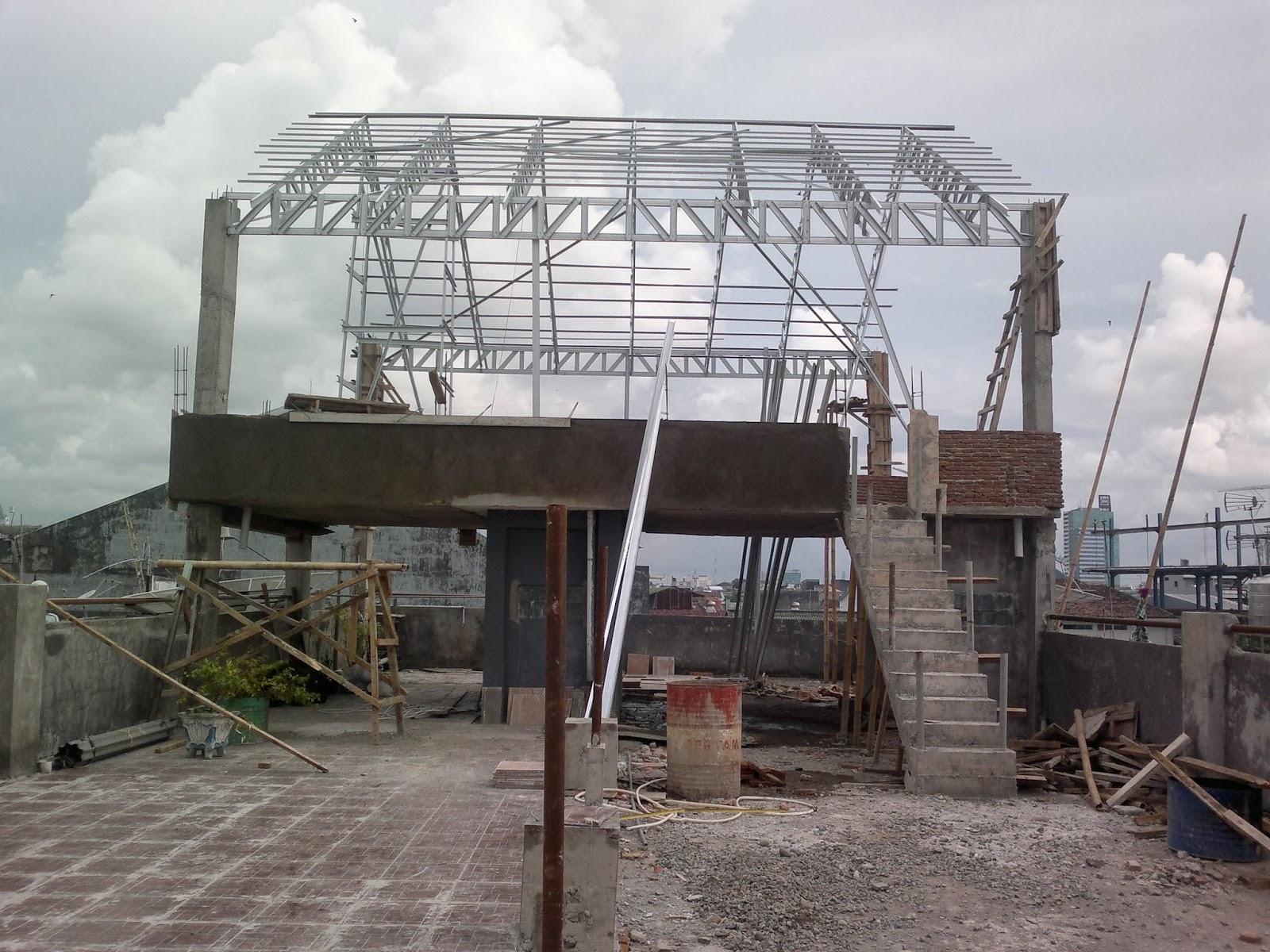 Atap Baja Ringan Di Pekanbaru Rangka Riau
