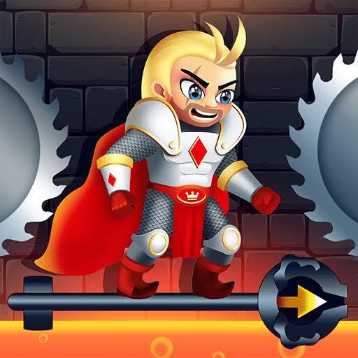 Rescue Knight – Easy Brain Test – Jogos Mentais! v0.15 Apk Mod [Dinheiro Infinito]