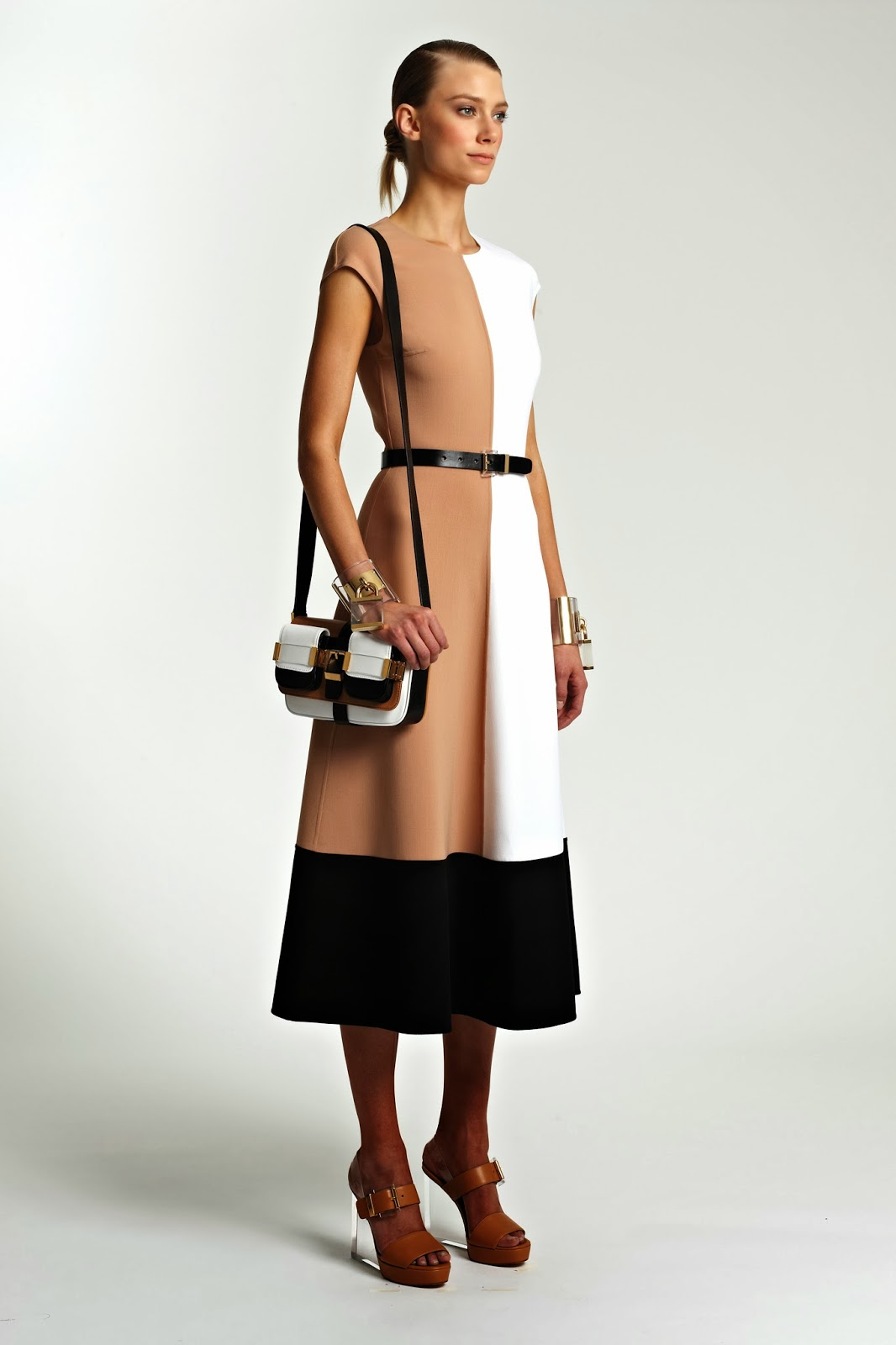 2bd696efa Buy michael kors color block dress > OFF32% Discounted