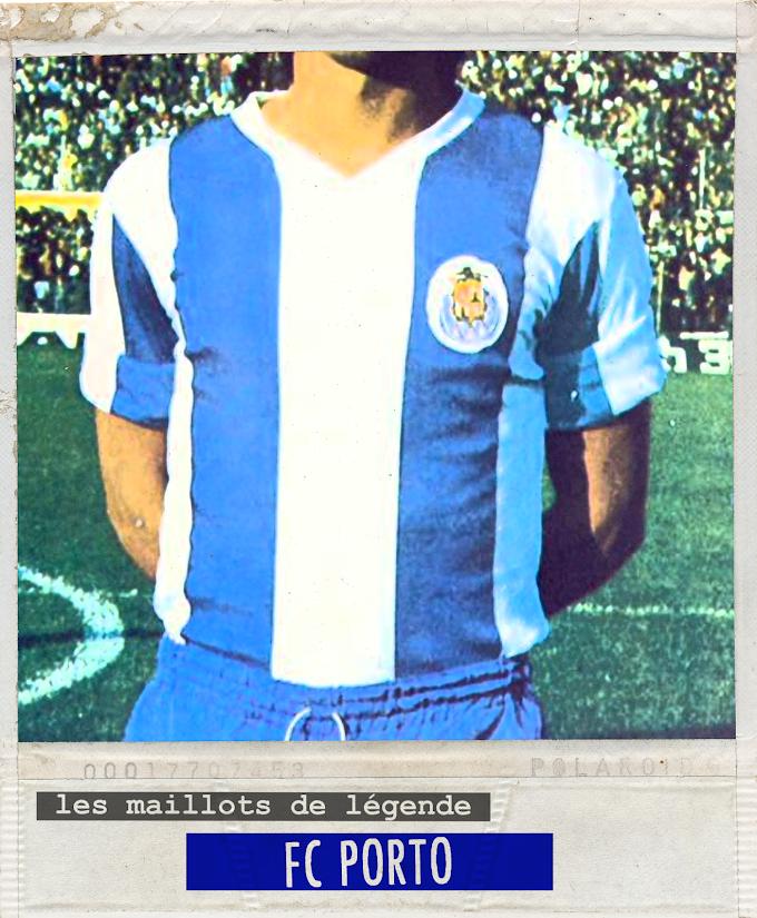 MAILLOT DE LEGENDE. Futebol Clube do Porto.