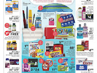 CVS Ad June 20 - 26, 2021 and 6/27/21