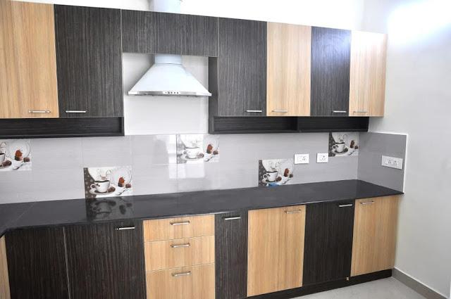 Inspirasi Ide Desain Dapur Minimalis Asia sederhana