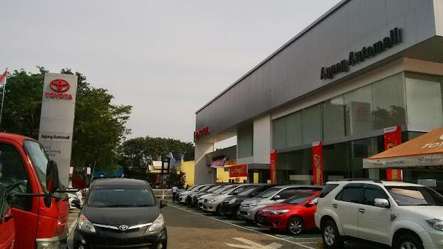 showroom agung toyota sutomo pekanbaru,riau 081387432000