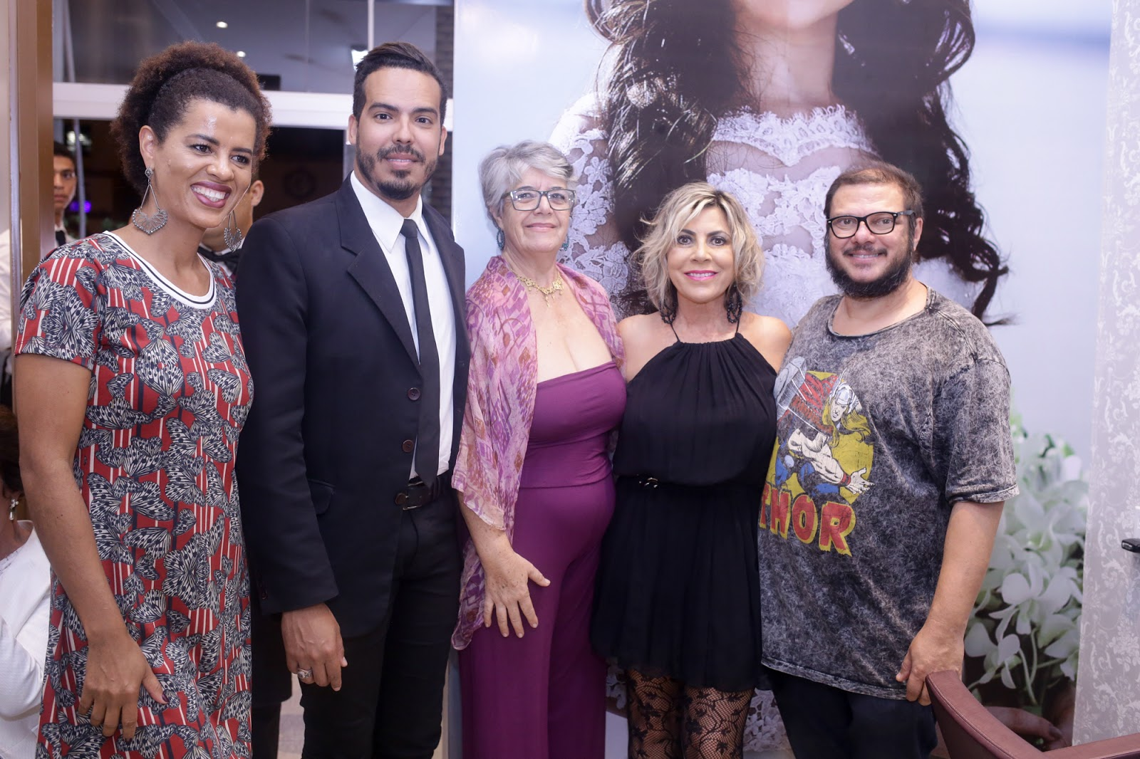 Inauguração do Espaço Chiquinho Alves e Daniel Jucá