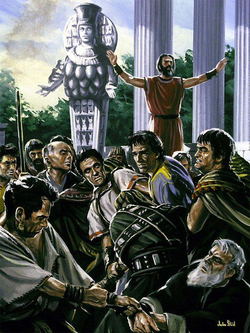 The Riot at Ephesus